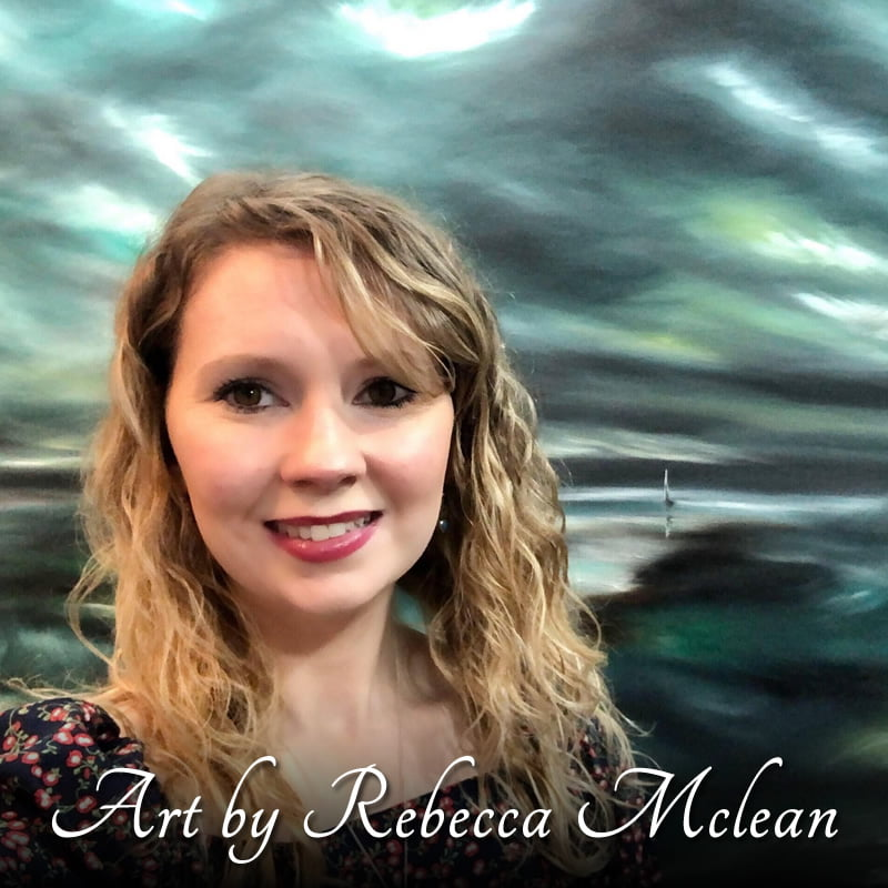 Art by Rebecca Mclean